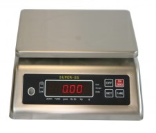 AGT–15S 15kg IP68 Rated Waterproof Scale