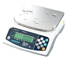 JWG Series EC-Approved Splash/Dust proof scales with Verification/Class III Option