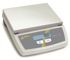 Kern FCE Series<br>An Affordable Practical Bench Scale