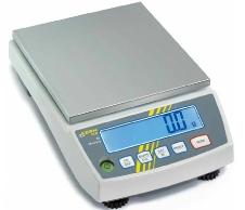 Kern PCB series strain gauge balance