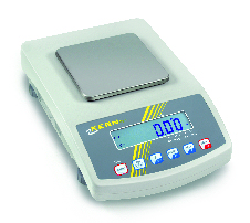 Verified Scale for mobile use<br>Kern PLJ600-2GM