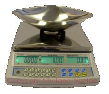 Adam 15kg Retail Scale<br>with confectionery scoop