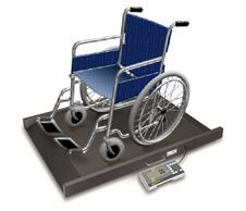 Wheelchair Platform Scales